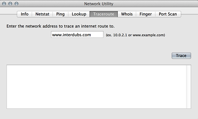 Traceroute - Wikanual